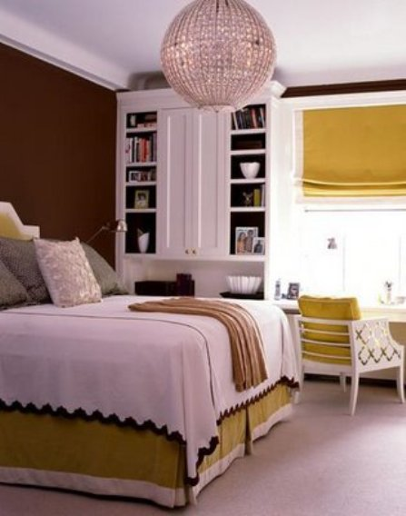 Chandeliers in the bedroom aloadofball Choice Image