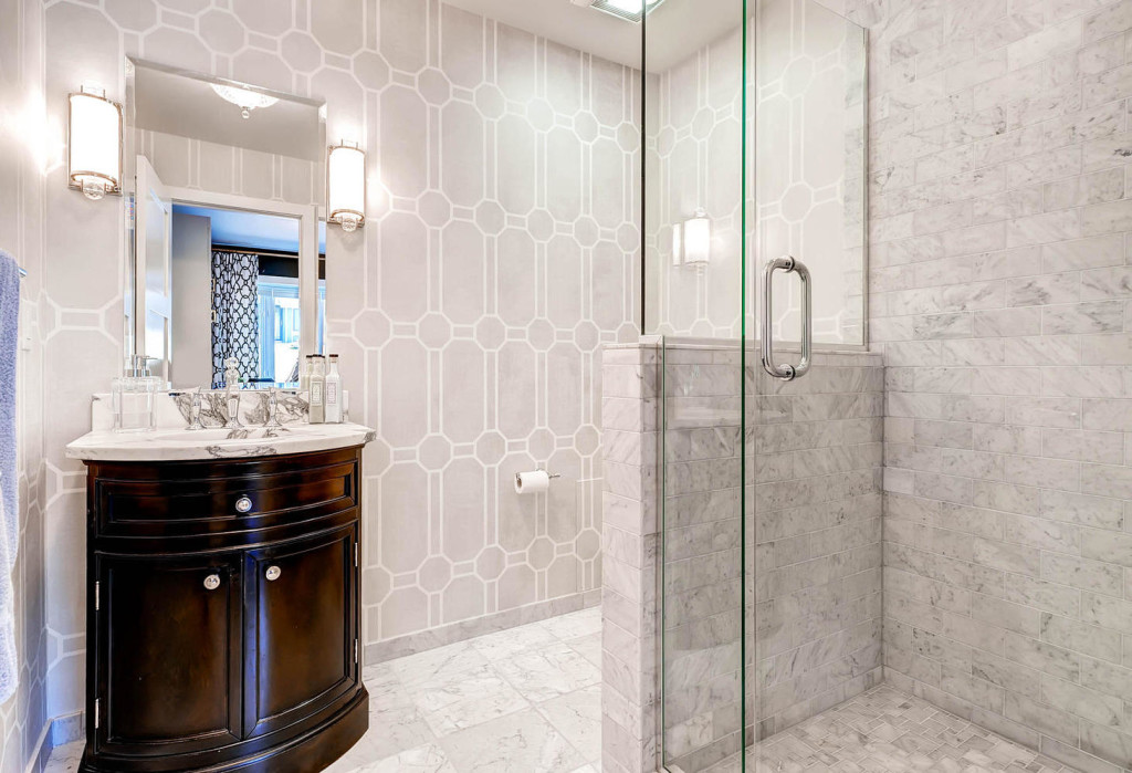 South Boulder Guest Bathroom Design