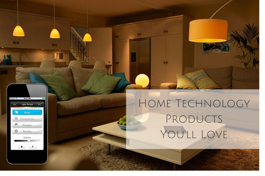 Home Tech Cover Image