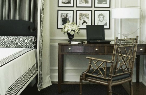 Double Duty Desk & Nightstand