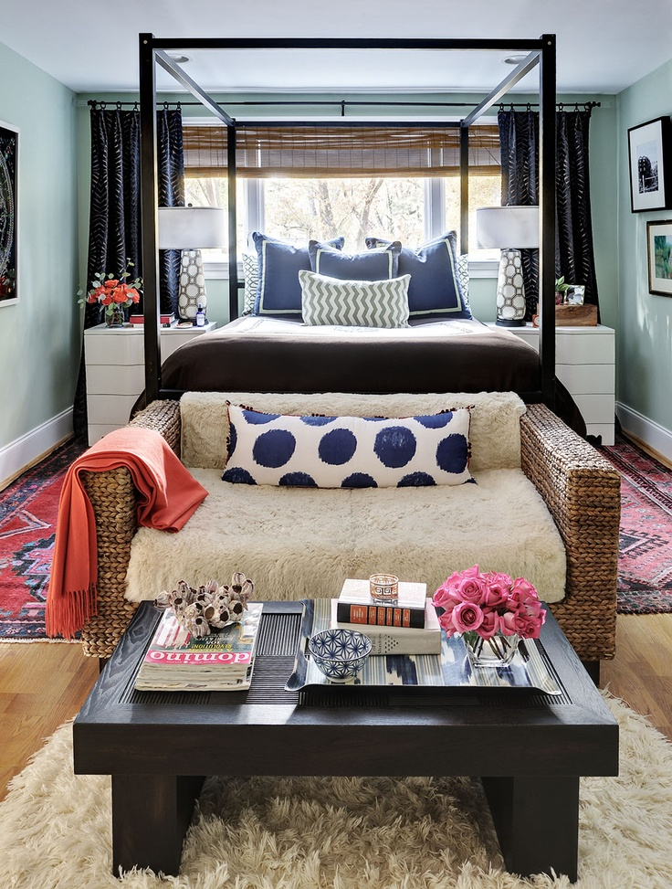 Love it or Leave it| Sofa at the Foot of the Bed
