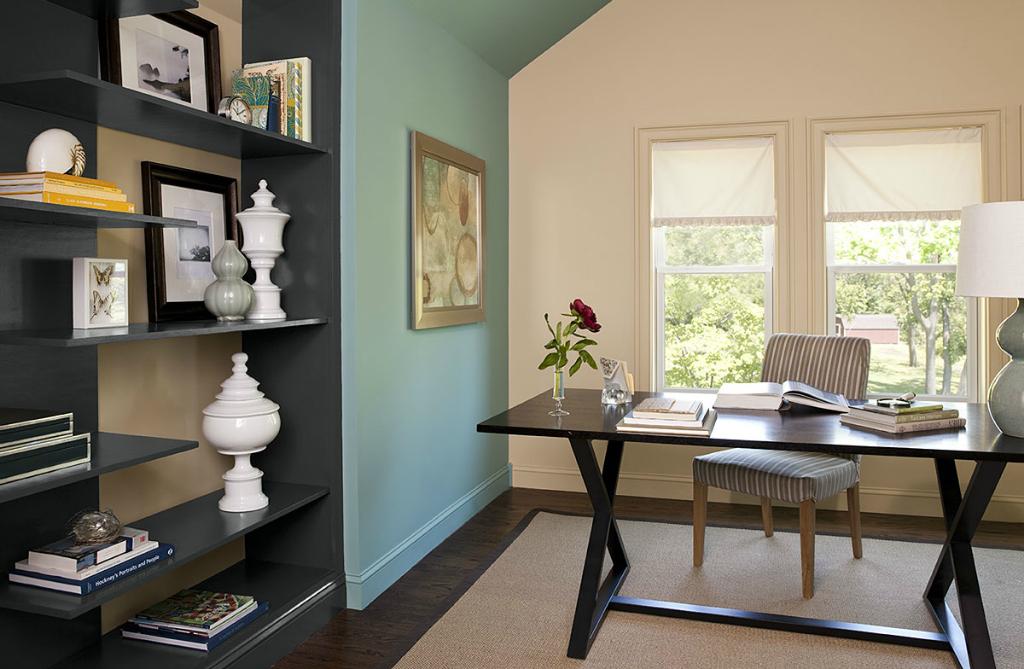 7 Best Home Office Interior Decorating Ideas Denver Interior Design Beautiful Habitat