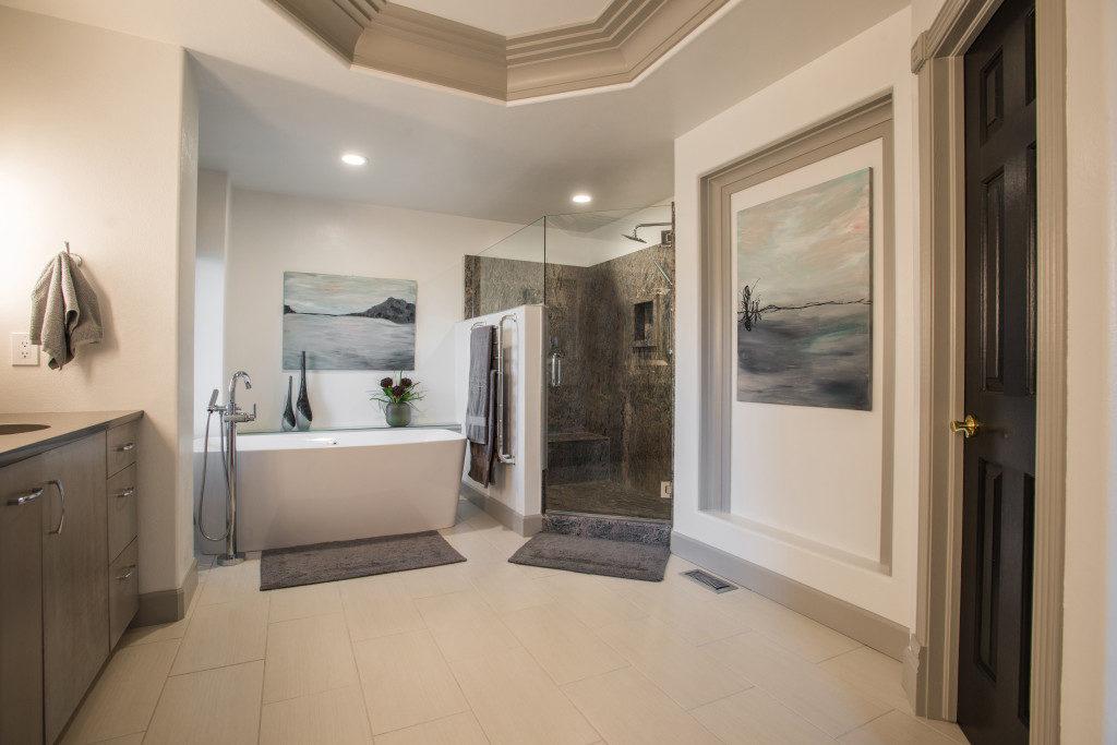 Bathroom Design Denver Interior Design Beautiful Habitat - Remodeled guest bathrooms