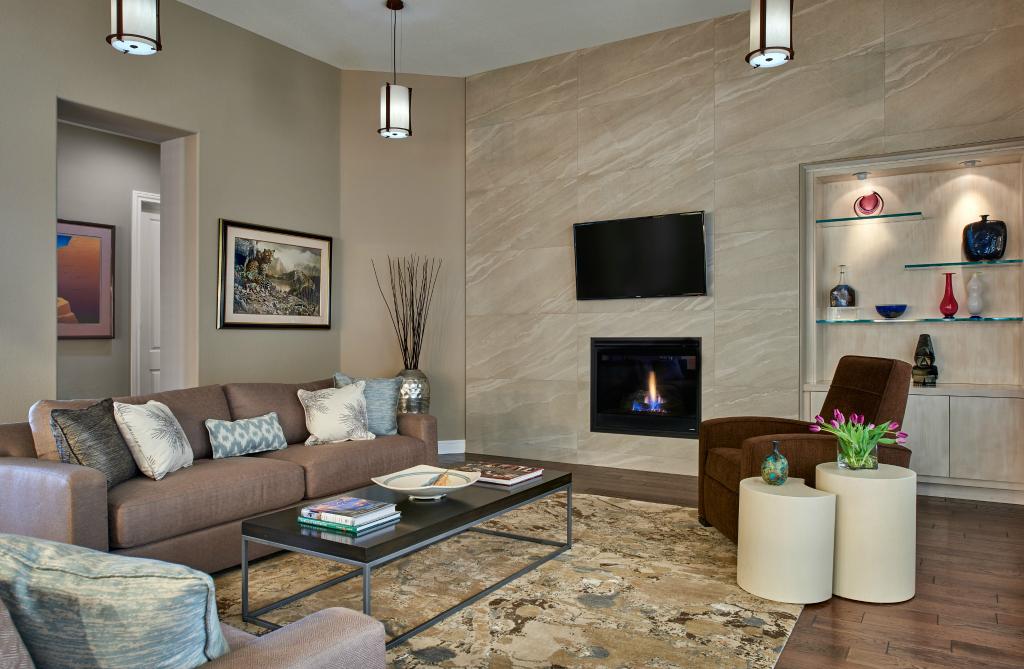 Anthem Ranch Denver Living Room
