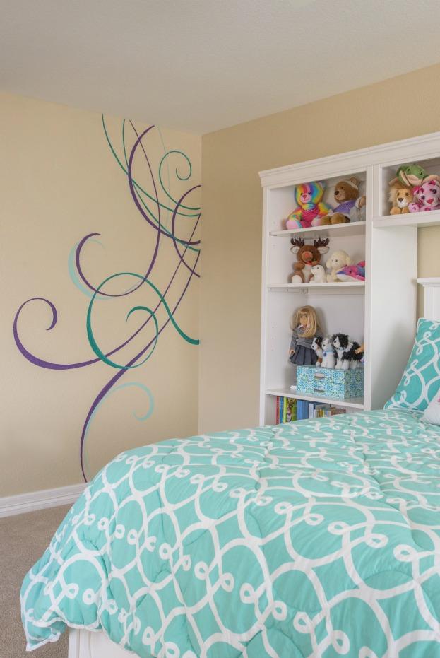 Boulder County Custom Painting Girls Bedroom