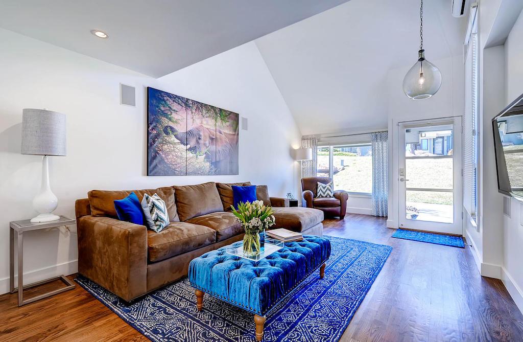 Boulder living room design