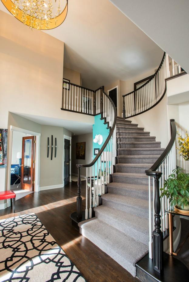 Denver Luxury Home Entry