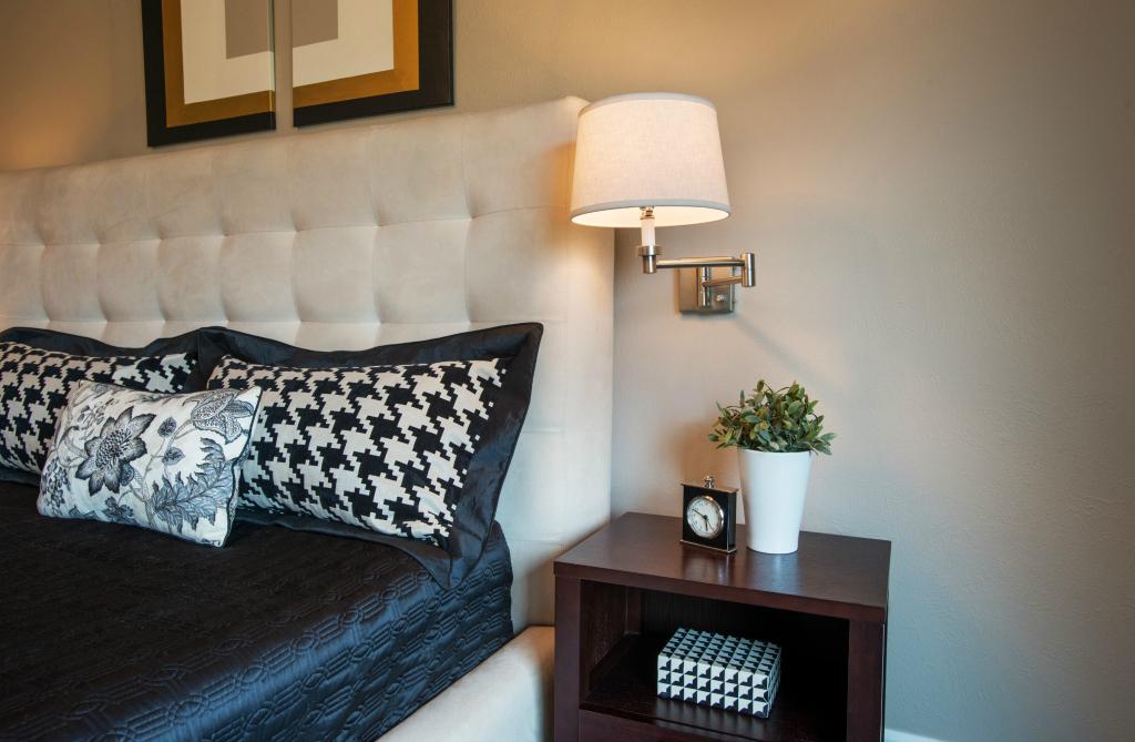 Denver luxury custom bedding