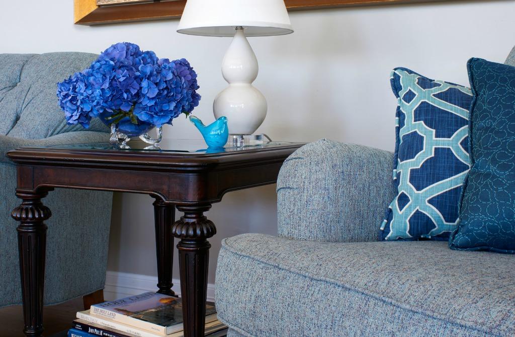 Living Room Design Details