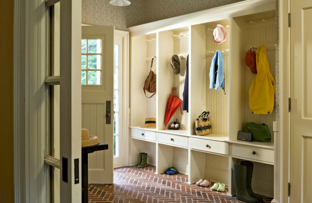 Mudroom Makeover Feature Image