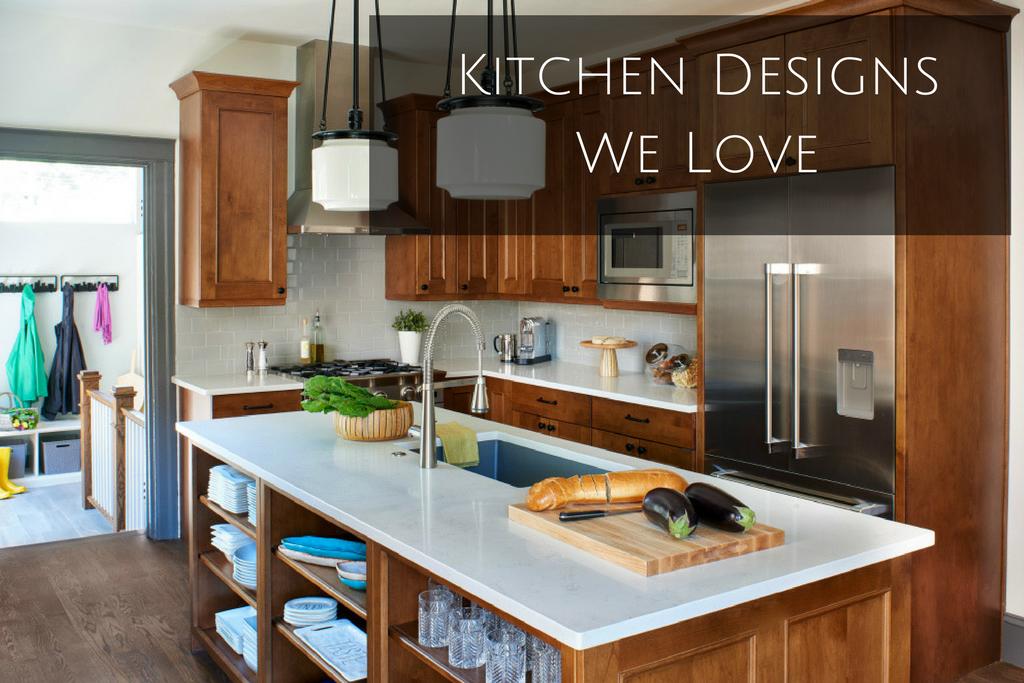 Kitchen designs we love cover denver interior design for We love design
