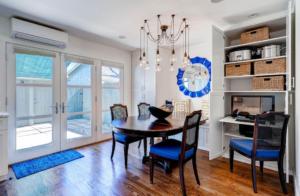 luxury downsizing dining room