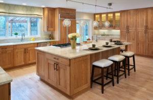 interior decorating Boulder custom kitchen