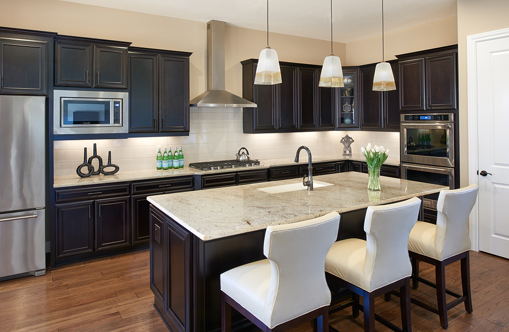 luxury downsizing kitchen