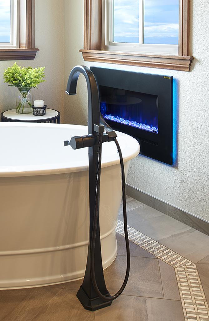 freestanding luxury master tub
