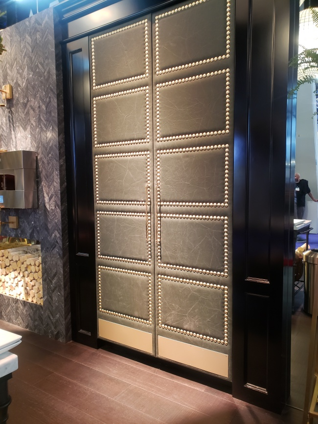 Luxury Kitchen Design GE Monogram Refrigerator