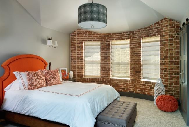 Interior Design Exposed Brick Denver Homes
