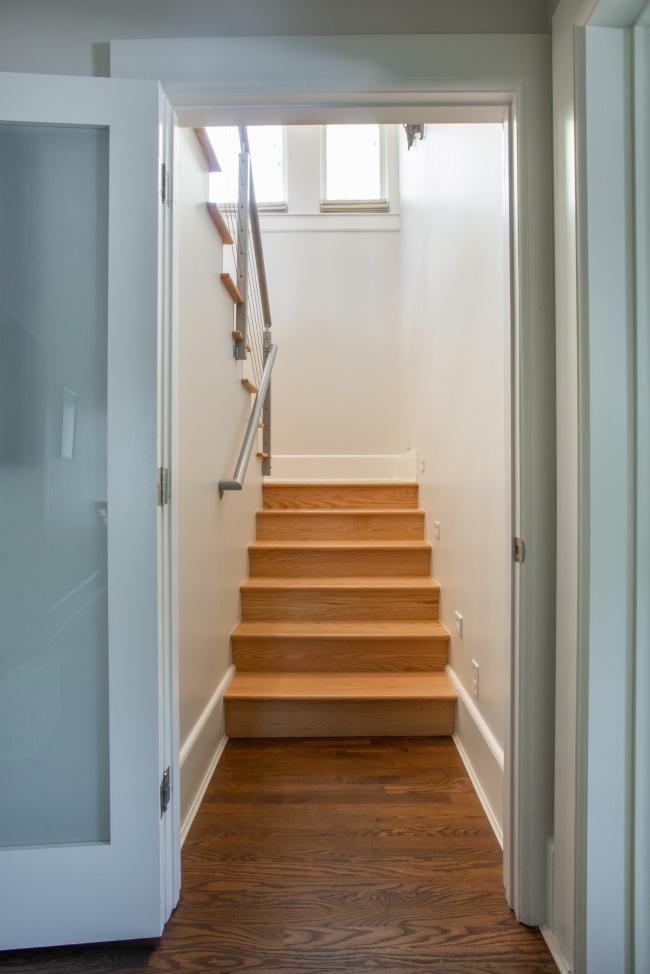 Modern Interior Stairs Design