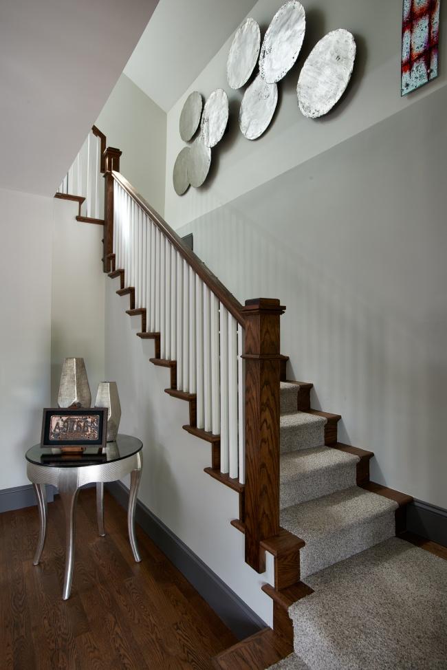 Interior Design with Historic details Denver Colorado