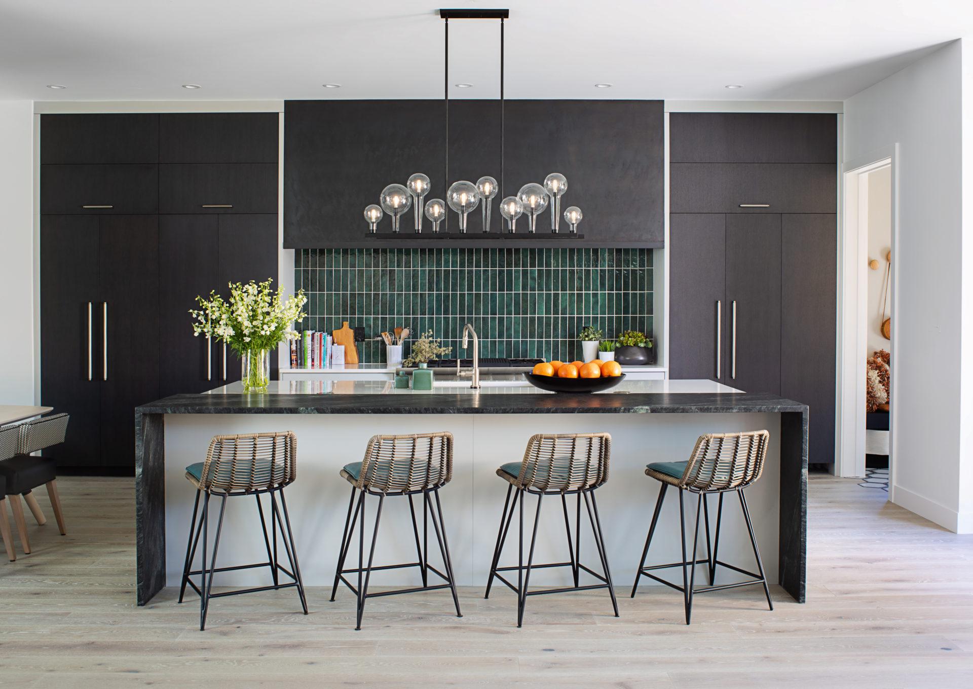 Modern Organic Kitchen Design WashPark Denver Colorado