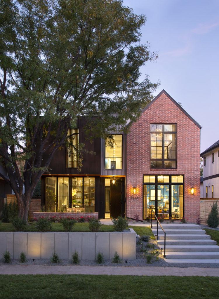 Modern Interior Design In Wash Park, Denver CO