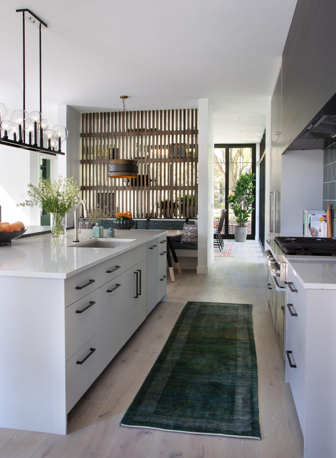 Modern Kitchen Interior Designer Denver WashPark